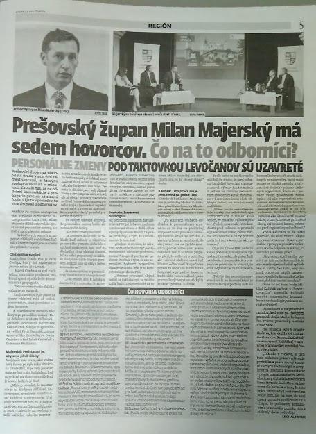 Odborníci z Medializuj.sk publikovaní v Korzári