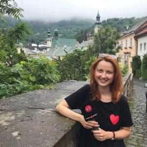 Ivana Gáll Bajerová: Rozhlasový priestor je pre mňa nádhernou ilúziou, páči sa mi, že pri ňom ľudia musia zapojiť predstavivosť